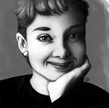 Audrey by AsyaNor
