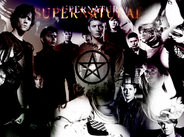 Supernatural by xXAtxFaultXx