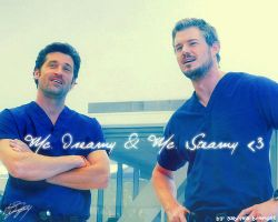 Mc Dreamy and Mc Steamy by gAvrieLa-BremOnt