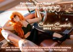 2014 Candace Campbell Calendar by candeecampbell