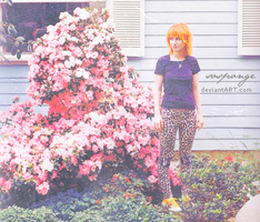 Hayley in Nylon mag ID by sosponge