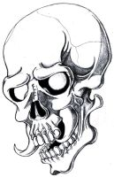 skull flash by freesoultheartist