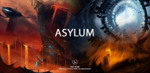Asylum by Smiling-Demon