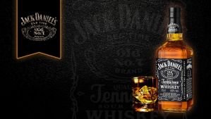 JACK DANIELS LED TV LAYOUT DESIGN by nikolaihoe27