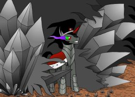 King Sombra of the Dark Crystal by Stardustchild01