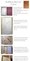Small Book Alternation Tutorial by Artistically-DE