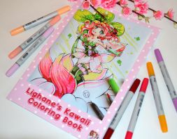 Coloring Book PDF-Version by Lighane