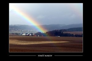 Rainbow by tomsumartin