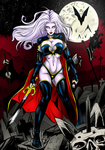 Lady Death by hpnerdghmk