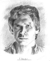 Han Solo - 'I know.' by SvenjaLiv