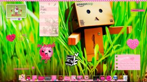 Mi desktop by PinkMemories