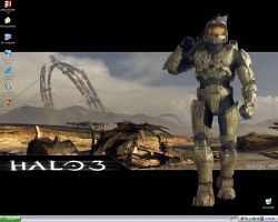 Halo 3 Obsession by dragonfiend