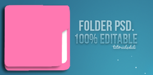 Folder Psd by tutorialeslali