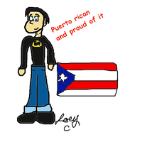 puerto rican and proud of it by Supersaiyanbatman