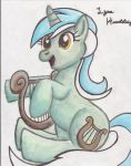 Lyra Heartstrings by Shadewingz
