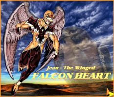 Jean The Falcon Heart by Captain86