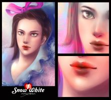My Snow White by luvlessparadise