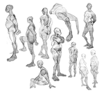 SVA Life Drawing 9 by foxcrusade