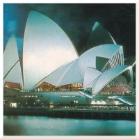 The Sydney Opera House by Aswang301