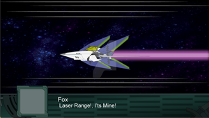 SRW Z2 Saisei-Hen Star Fox by MasterChiefFox