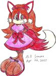Fur in Tammy's Outfit by germanname