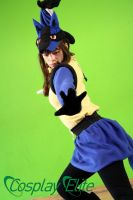 lucario cosplay by lemonkylie