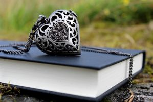 Reading Hearts by PhotoCanon