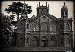 The gothic temple 4 by Estruda