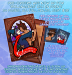 Solanaceae Chapter 1 Print Edition PRE-ORDERS! by DarkChibiShadow