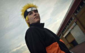Naruto Uzumaki, Future Hokage by TheManOfManyFaces
