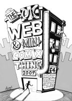 The UK Web Comix Thing 2009 by AaronSmurfMurphy