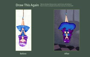 Draw This Again Contest: Hanging the Innocent by audweam
