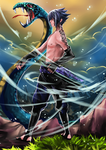 AT: Sasuke by shrimpHEBY