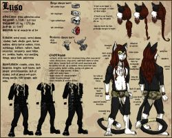 Ref Sheet '13 by LusoSkav