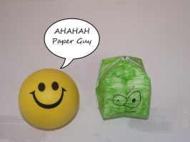 Paper Guy by RDSpt