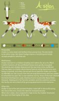 Avalon Reference Sheet by Fargonon