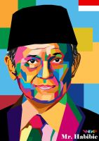 Mr. Habibie by ARaFah