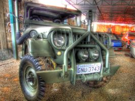 Carro hdr 2 by ivanicska