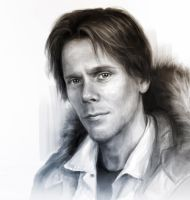 Kevin Bacon by NeFreet