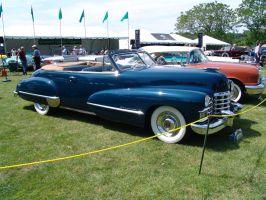 1947 Cadillac Series 62 1 by Skoshi8