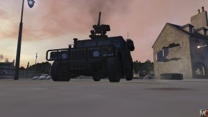 humvee by theunknownemo