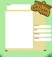 Orikero Crossing Application by Envelin