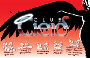 Club Cielo Flyer by kwant