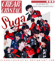#072 | Pack Png | Suga | BTS by clearlikecrystal