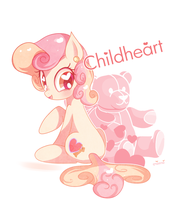 Childheart by Ipun