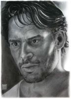 Joe Manganiello portrait 2 by dmkozicka