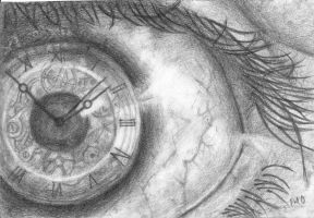 Clock Eye - Better Scan by ilykcheezz