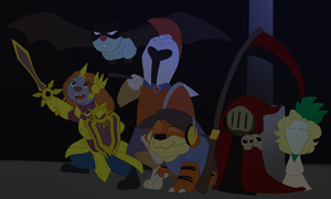 Route by Route: HALLOWEEN by hammertheshark