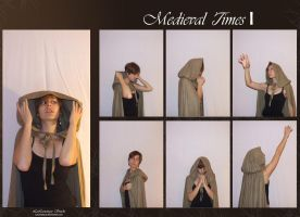 STOCK - Medieval Times 1 by LaLunatique