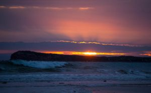 Ocean Grove Sunset 3 by DanielleMiner